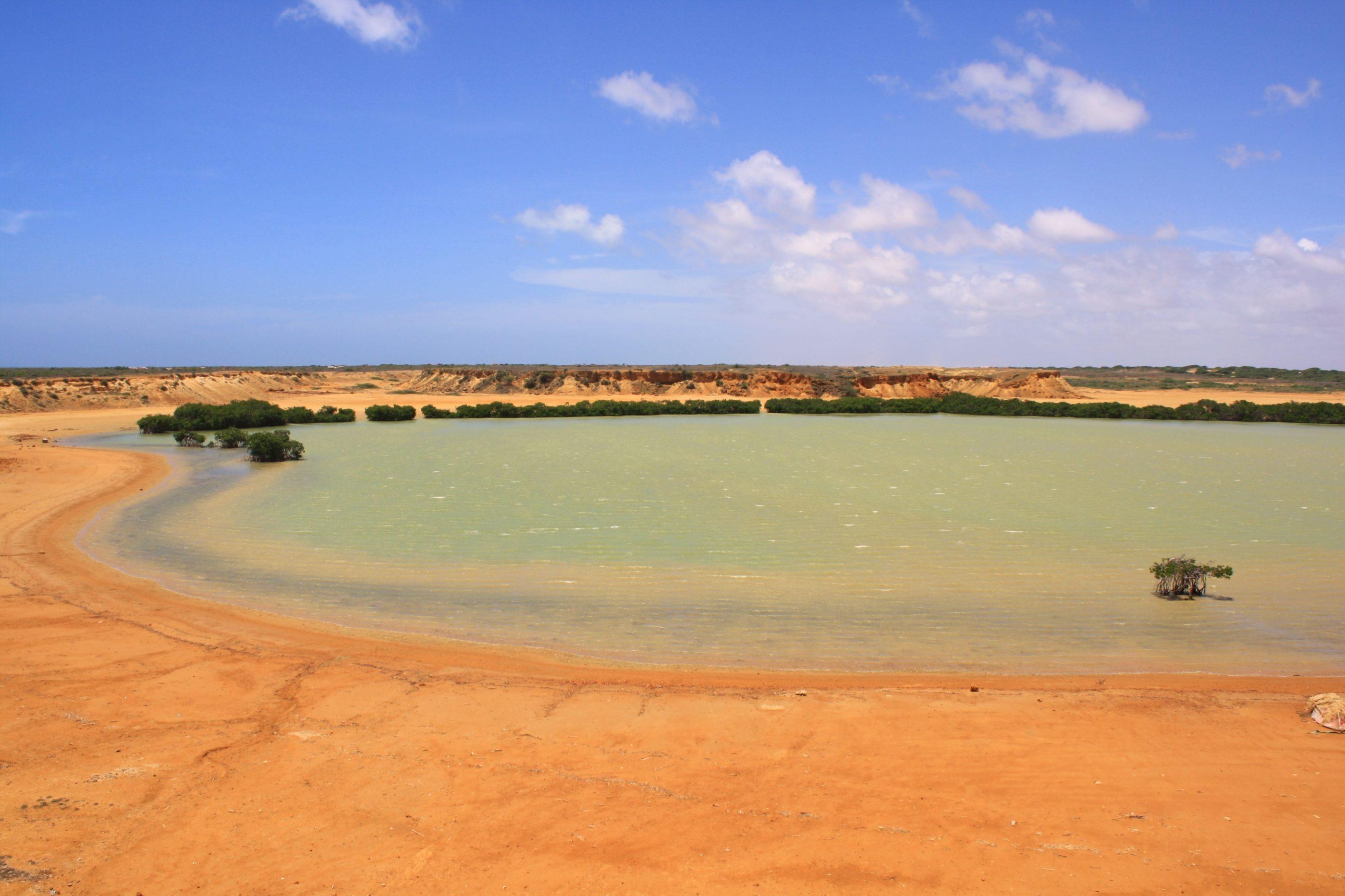 An der Spitze des Kontinents auf der Halbinsel La Guajira