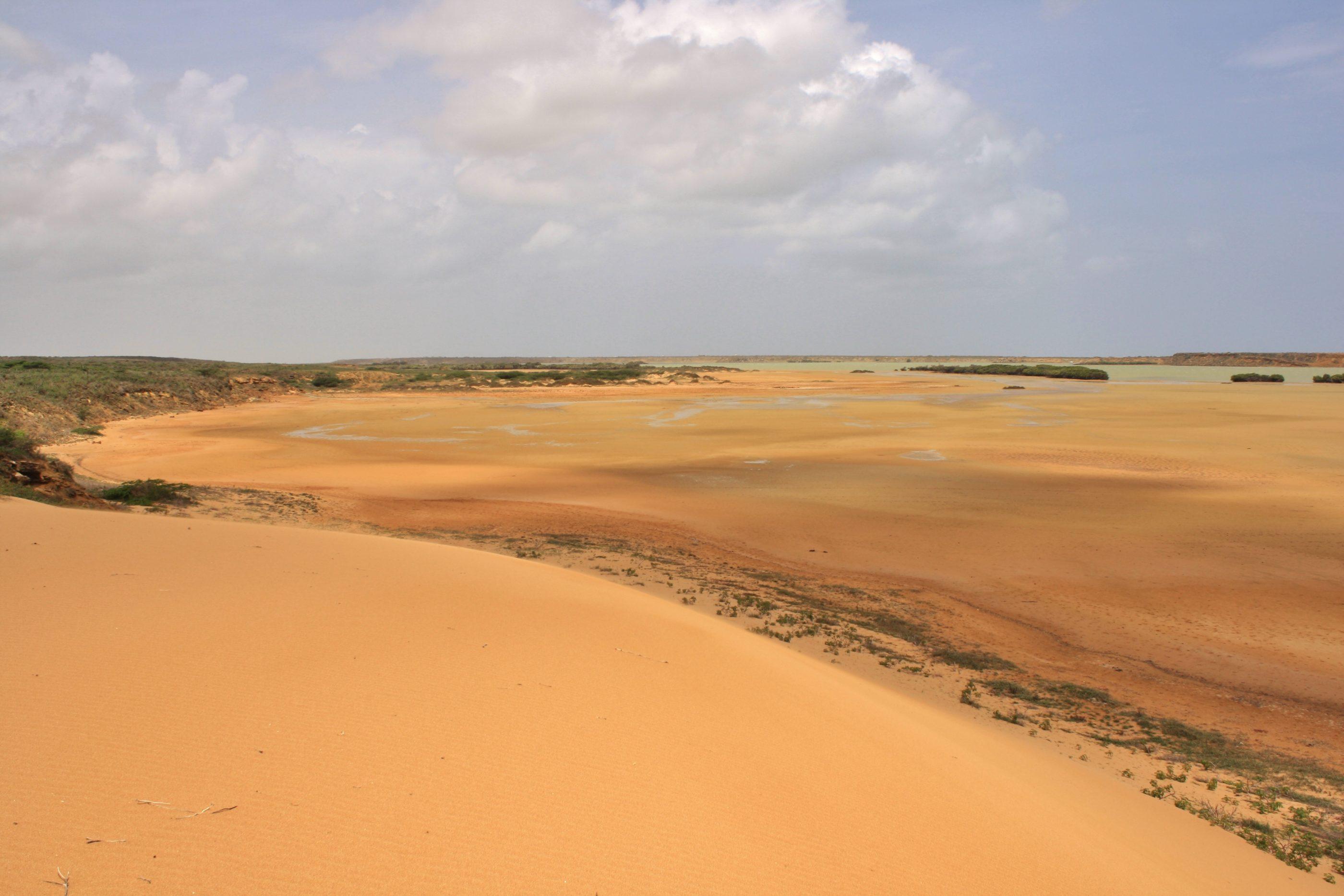 Bahía Hondita - Punta Gallinas - La Guajira